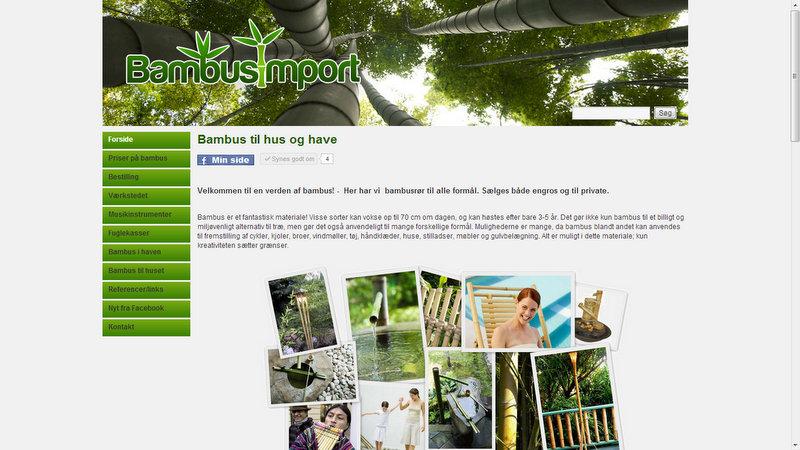 bambusimport
